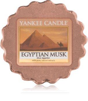 Yankee Candle Egyptian Musk cera derretida aromatizante