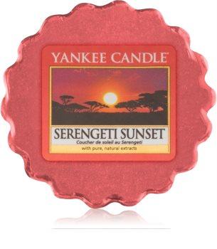 Yankee Candle Serengeti Sunset cera derretida aromatizante