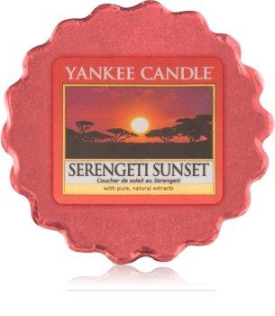Yankee Candle Serengeti Sunset cera para lámparas aromáticas