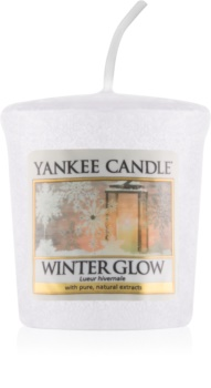 Yankee Candle Winter Glow votivna sveča