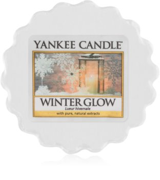 Yankee Candle Winter Glow cera para lámparas aromáticas