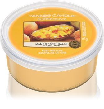 Yankee Candle Mango Peach Salsa wax for electric wax melter