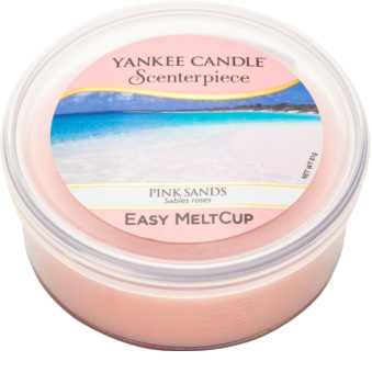Yankee Candle Scenterpiece  Pink Sands wax voor een elektrische wax smelter