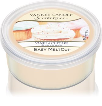 Yankee Candle Vanilla Cupcake wax for electric wax melter