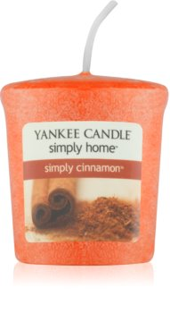 Yankee Candle Simply Cinnamon velas votivas 49 g