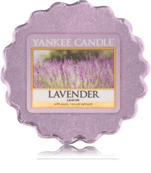 Yankee Candle Lavender cera derretida aromatizante