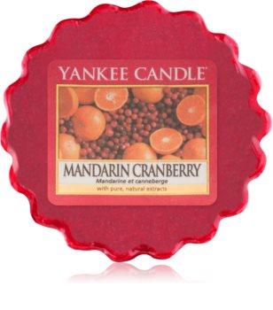 Yankee Candle Mandarin Cranberry cera para lámparas aromáticas