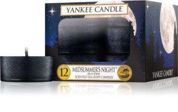 Yankee Candle Midsummer´s Night bougie chauffe-plat