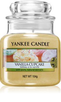 Yankee Candle Vanilla Cupcake ароматна свещ