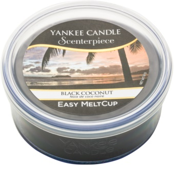 Yankee Candle Scenterpiece  Black Coconut wax for electric wax melter
