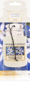 Yankee Candle Midnight Jasmine hanging car air freshener