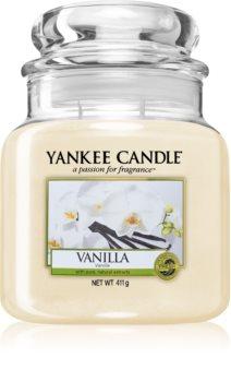 Yankee Candle Vanilla bougie parfumée