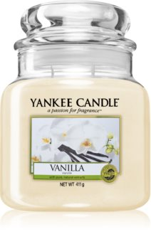 Yankee Candle Vanilla scented candle