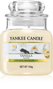 Yankee Candle Vanilla lumânare parfumată