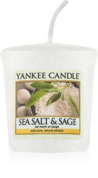 Yankee Candle Sea Salt & Sage velas votivas 49 g
