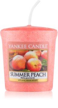 Yankee Candle Summer Peach vela votiva 49 g