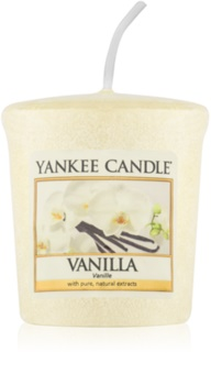 Yankee Candle Vanilla vela votiva