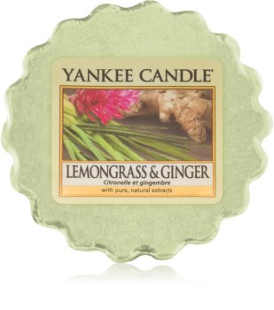 Yankee Candle Lemongrass & Ginger vosk do aromalampy