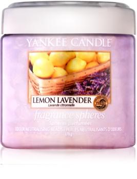Yankee Candle Lemon Lavender fragranced pearles