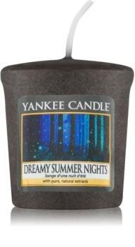Yankee Candle Dreamy Summer Nights mala mirisna svijeća bez staklene posude