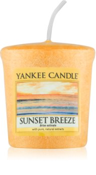 Yankee Candle Sunset Breeze velas votivas 49 g