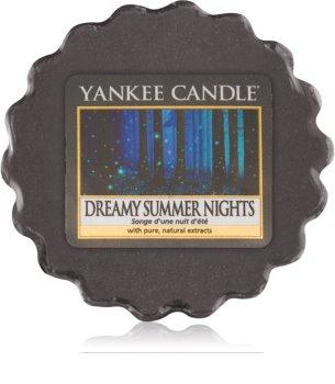 Yankee Candle Dreamy Summer Nights cera para lámparas aromáticas