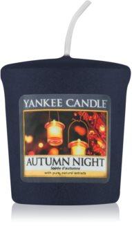 Yankee Candle Autumn Night mala mirisna svijeća bez staklene posude