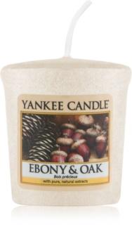 Yankee Candle Ebony & Oak velas votivas