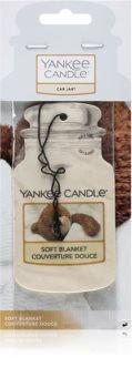 Yankee Candle Soft Blanket odświeżacz do samochodu