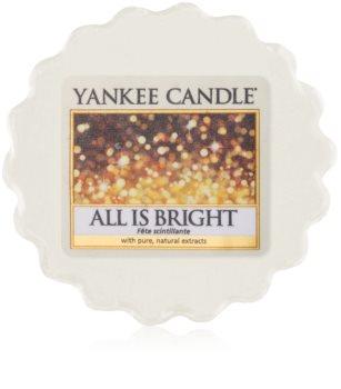 Yankee Candle All is Bright cera per lampada aromatica