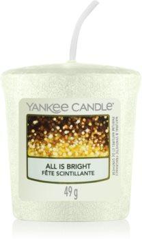 Yankee Candle All is Bright votivní svíčka