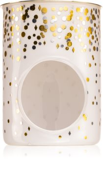 Yankee Candle Holiday Party glass aroma lamp