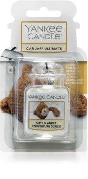 Yankee Candle Soft Blanket illat autóba felakasztható autóillatosító