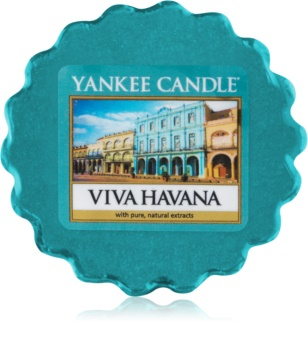 Yankee Candle Viva Havana cera para lámparas aromáticas