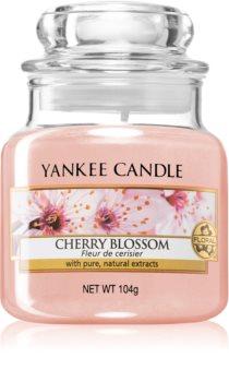 Yankee Candle Cherry Blossom candela profumata Classic piccola