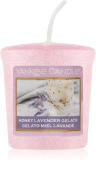 Yankee Candle Honey Lavender Gelato mala mirisna svijeća bez staklene posude