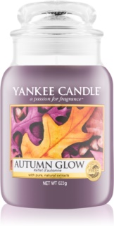 Yankee Candle Autumn Glow vonná svíčka Classic velká