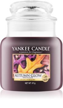 Yankee Candle Autumn Glow ароматна свещ  Classic средна