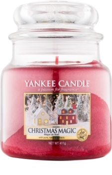 Yankee Candle Christmas Magic scented candle Classic Medium