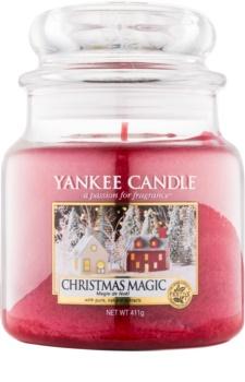 Yankee Candle Christmas Magic vonná svíčka Classic střední
