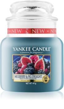 Yankee Candle Mulberry & Fig lumânare parfumată