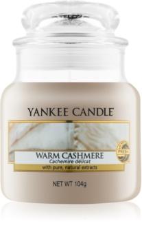 Yankee Candle Warm Cashmere świeczka zapachowa
