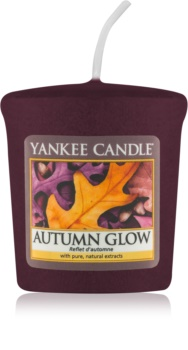 Yankee Candle Autumn Glow votive candle