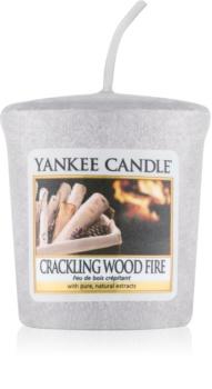 Yankee Candle Crackling Wood Fire mala mirisna svijeća bez staklene posude
