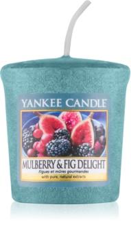 Yankee Candle Mulberry & Fig candela votiva