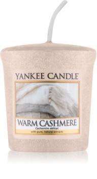 Yankee Candle Warm Cashmere mala mirisna svijeća bez staklene posude