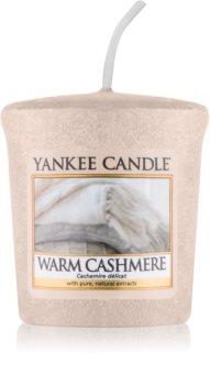 Yankee Candle Warm Cashmere votivna sveča
