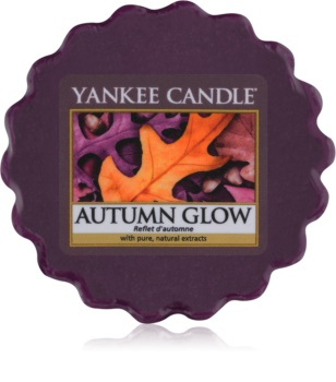 Yankee Candle Autumn Glow vosk do aromalampy