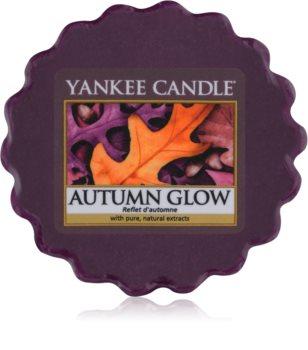 Yankee Candle Autumn Glow wax melt