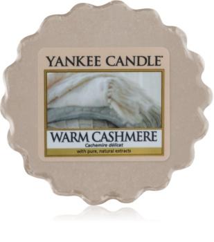 Yankee Candle Warm Cashmere vosak za aroma lampu